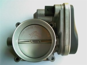 ***ITEM REMOVED FROM INVENTORY***HHP 87mm Ported Throttle Body For Boosted  Applications (2005-2010 All 5 7L/6 1L Vehicles) - HHP87FITB