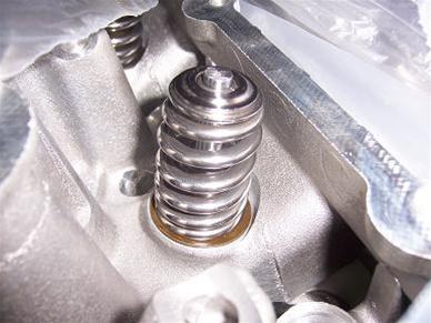 Psi Valve Spring Amp Manley Titanium Retainer 23629 16 Ls1511ml