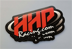 HHPRacing 3 Pack Color Vinyl Stickers (Small) - Shipping Included - HHPVINYL6