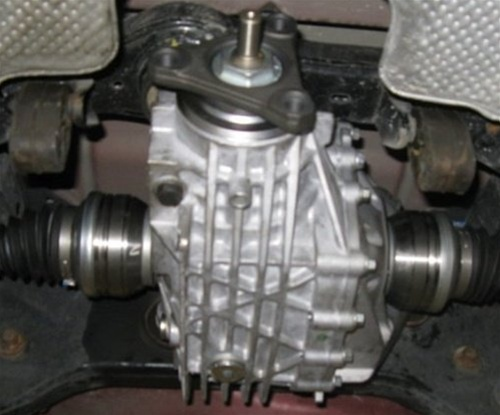 MOPAR 2009 Rear End Upgrade For 2005-2008 LX V8 Cars: Axle and 3.73 Geared LSD Differential Swap Kit