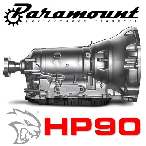 Paramount Performance HP90 A8 8-Speed Performance Transmission Upgrade (2015-2016 Hellcat ...