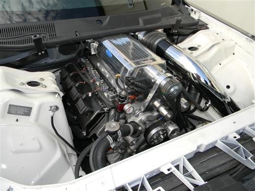 Kenne Bell 4 2L Supercharger (Tuner Kit) (2011-2012 6 4L Dodge Challenger,  Charger & Chrysler 300C) - TS7502-4 2LCTUN