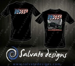 High Horse Performance Branded T-Shirt -  HHP Stars 'n Stripes Challenger, Short Sleeve Tee Shirt - INCLUDES SHIPPING!