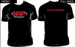 High Horse Performance Branded T-Shirt - #PoweredByHHP - Short Sleeve Tee Shirt - INCLUDES SHIPPING!