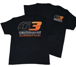 Gen 3 Performance Products Branded T-Shirt -  G3PP Logo - Short Sleeve Tee Shirt