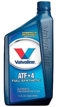 valvoline synthetic atf 4 transmission fluid vv346. Black Bedroom Furniture Sets. Home Design Ideas