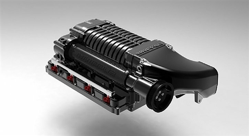 whipple 2 9l intercooled 7 8psi supercharger complete kit 2012 2016 6 4l dodge charger. Black Bedroom Furniture Sets. Home Design Ideas