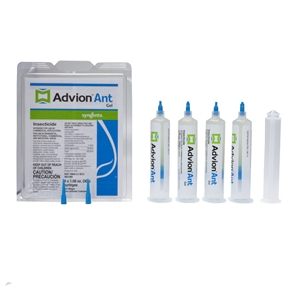 Advion Ant Gel - 4 tubes (1 pack)