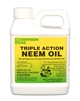 Triple Action Neem Oil - 1 Pint
