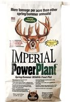 Imperial Whitetail PowerPlant Seed - 25 Lbs.
