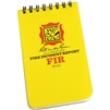 "Rite in the Rain 125 All-Weather Fire Incident Report Notebook, 3"" x 5"""
