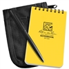 Rite in the Rain 135B-Kit All-Weather Universal Notebook Kit, Yellow/Black