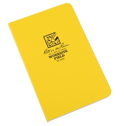 "Rite in the Rain 1555 All-Weather Worksite Field Book, 4 1/4"" x 7 1/4"""