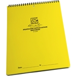 Rite in the Rain 1689 All-Weather Pesticide Application Records Notebook