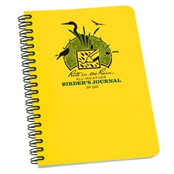 Rite in the Rain 195 All-Weather Birder's Journal