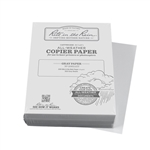 RITR 208511GY All-Weather Copier Paper, Gray