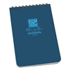 "Rite in the Rain 246 All-Weather Universal Notebook, Blue, 4"" x 6"""