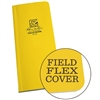 "Rite in the Rain 324 All-Weather Field Flex Tally Book, 3.5"" x 8"""