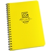 RITR 333 All-Weather Blank Spiral Notebook