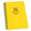 "Rite in the Rain 353 All-Weather Field Polydura Spiral Notebook, 4 5/8"" x 7"""