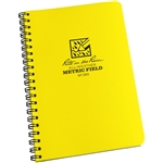 Rite in the Rain 363 All-Weather Metric Field Spiral Notebook