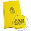 RITR  370F All-Weather Universal Bound Book, Yellow