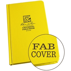 Rite in the Rain 370F All-Weather Universal Bound Book, Yellow