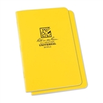 Rite in the Rain 371-2 All-Weather Universal Stapled Notebooks, Yellow