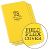 Rite in the Rain 371FX All-Weather Universal Stapled Notebooks, Yellow