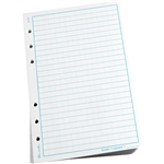 RITR 372 All-Weather Universal Loose Leaf, White
