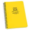 RITR 373N All-Weather Universal Spiral Notebook, Numbered Pages