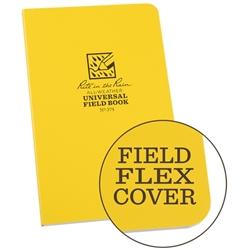 "Rite in the Rain 374 All-Weather Universal Field-Flex Field Book, 4 5/8"" x 7 1/4"""