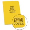 RITR 374-M All-Weather Universal Memo Book, Yellow