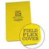 RITR 378 All-Weather Universal Memo Book, Yellow