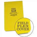 Rite in the Rain 378 All-Weather Memo Book, Yellow