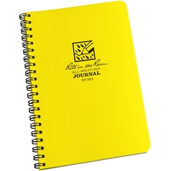 Rite in the Rain 393 All-Weather Journal Spiral Notebook