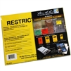 RITR 5712 All-Weather Safety Assessment Placard, Restricted