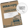 "Rite in the Rain 6511 Waterproof Duracopy Laser Paper, 8.5"" x 11"" - 100 Sheets"