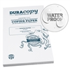 "Rite in the Rain 6517 Waterproof DuraCopy Copier Paper, 11"" x 17"" - 100 Sheets"