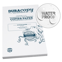 Rite in the Rain 6517 Waterproof DuraCopy Copier Paper