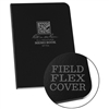 "Rite in the Rain 754 All-Weather Universal Field-Flex Memo Book, Black, 3.5"" x 5"""