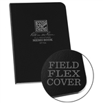 Rite in the Rain 754 All-Weather Universal Memo Book, Black
