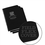 RITR 771FX-M All-Weather Universal Stapled Notebooks, Black