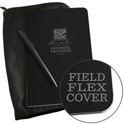 RITR 774B-Kit All-Weather Universal Bound Book Kit, Black