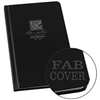 RITR 790F All-Weather Journal Bound Book, Black