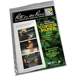 RITR 8511-M All-Weather Copier Paper, White