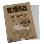 "Rite in the Rain 8511GY-50 All-Weather Copier Paper, Gray, 8.5"" x 11"" - 50 Sheets"
