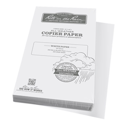Rite in the Rain 8514 All-Weather Copier Paper, White