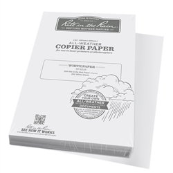 RITR 8518 All-Weather Copier Paper, White