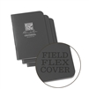 RITR 871FX-M All-Weather Universal Stapled Notebooks, Gray